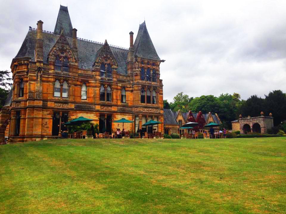 Outside photo of Ettington Park Hotel